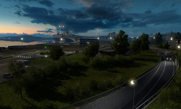 Euro Truck Simulator 2 - Scandinavia Ekran Görüntüleri - 1