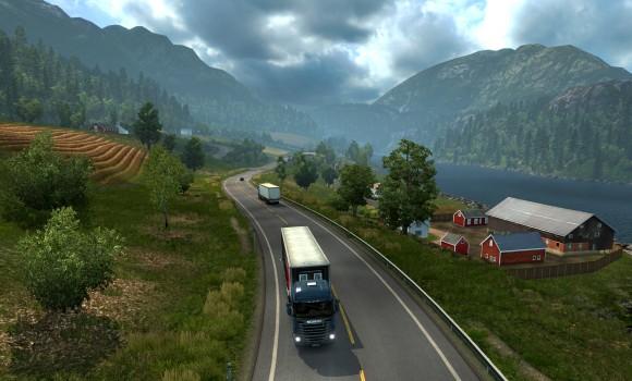 Euro Truck Simulator 2 - Scandinavia Ekran Görüntüleri - 12