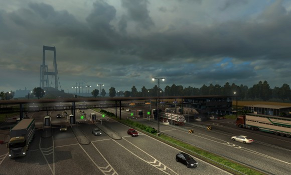 Euro Truck Simulator 2 - Scandinavia Ekran Görüntüleri - 9