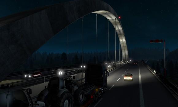Euro Truck Simulator 2 - Scandinavia Ekran Görüntüleri - 8