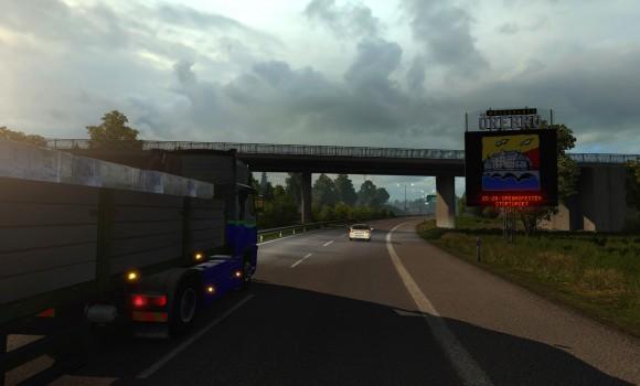 Euro Truck Simulator 2 - Scandinavia Ekran Görüntüleri - 5