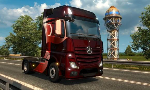 Euro Truck Simulator 2 - Turkish Paint Jobs Pack Ekran Görüntüleri - 4