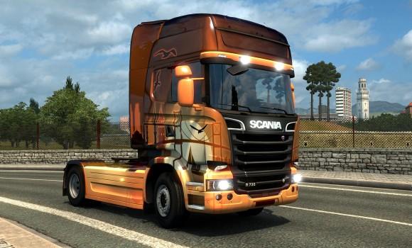 Euro Truck Simulator 2 - Turkish Paint Jobs Pack Ekran Görüntüleri - 3