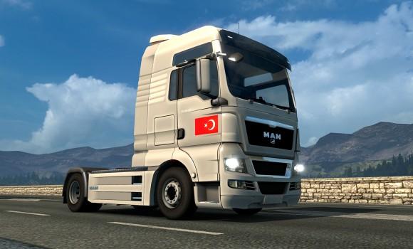 Euro Truck Simulator 2 - Turkish Paint Jobs Pack Ekran Görüntüleri - 1
