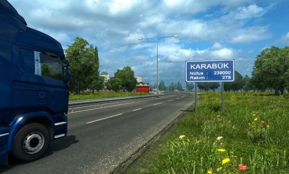 Euro Truck Simulator 2 Türkiye Haritası Modu Ekran Görüntüleri - 2