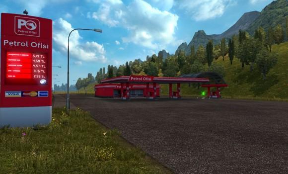 Euro Truck Simulator 2 Türkiye Haritası Modu Ekran Görüntüleri - 7