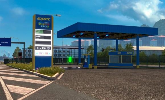 Euro Truck Simulator 2 Türkiye Haritası Modu Ekran Görüntüleri - 6