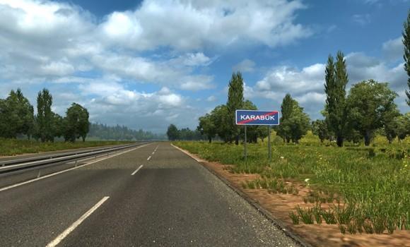 Euro Truck Simulator 2 Türkiye Haritası Modu Ekran Görüntüleri - 5