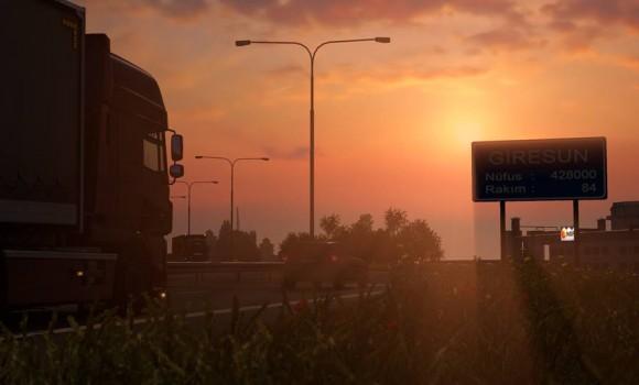 Euro Truck Simulator 2 Türkiye Haritası Modu Ekran Görüntüleri - 12
