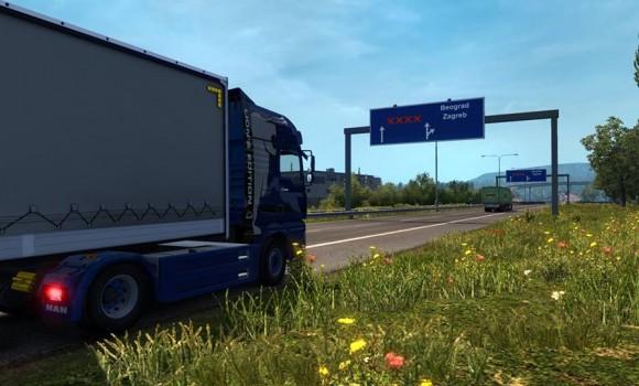 Euro Truck Simulator 2 Türkiye Haritası Modu Ekran Görüntüleri - 11