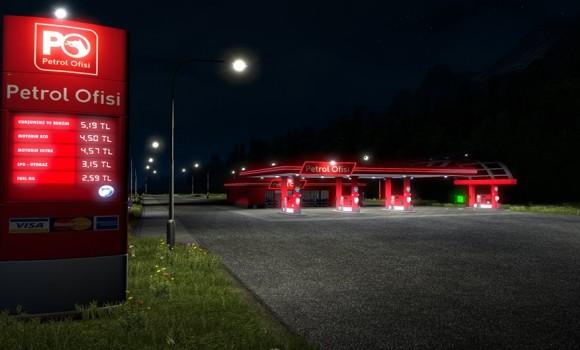 Euro Truck Simulator 2 Türkiye Haritası Modu Ekran Görüntüleri - 8