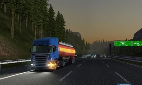 Euro Truck Simulator Ekran Görüntüleri - 6
