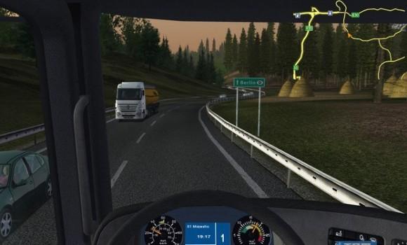 Euro Truck Simulator Ekran Görüntüleri - 3