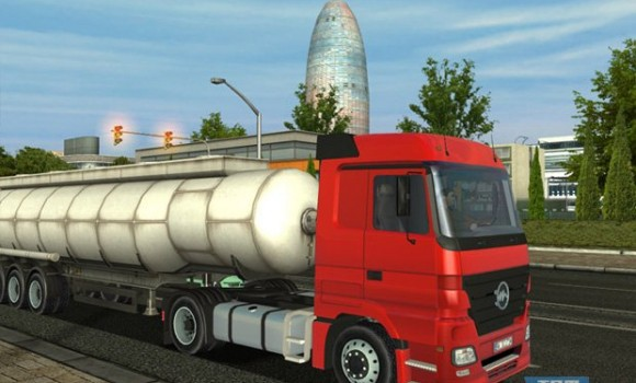 Euro Truck Simulator Ekran Görüntüleri - 15
