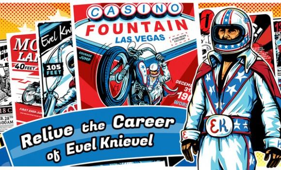 Evel Knievel Ekran Görüntüleri - 1