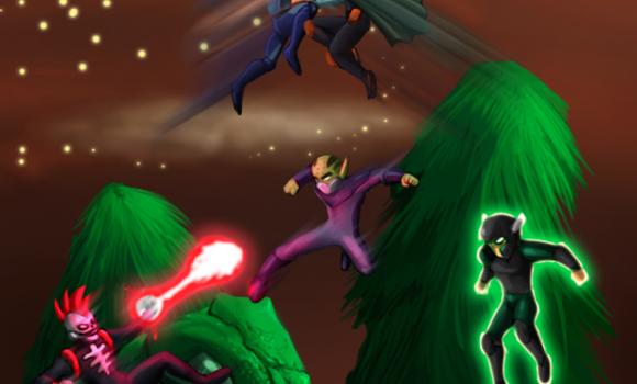Evostar: Legendary Warrior RPG Ekran Görüntüleri - 1