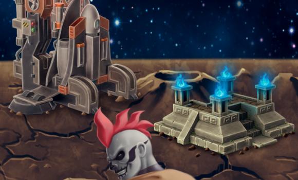 Evostar: Legendary Warrior RPG Ekran Görüntüleri - 6