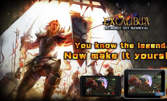Excalibur: Knights of the King Ekran Görüntüleri - 8