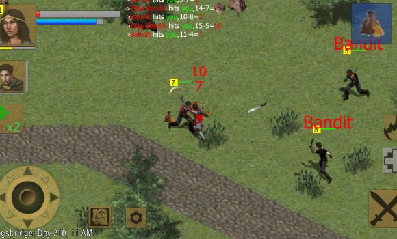 Exiled Kingdoms RPG Ekran Görüntüleri - 4