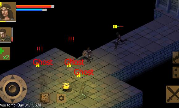 Exiled Kingdoms RPG Ekran Görüntüleri - 2