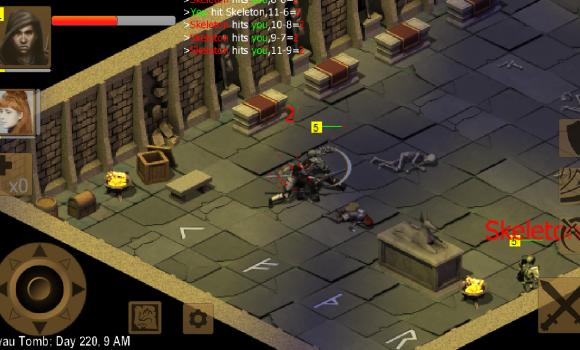 Exiled Kingdoms RPG Ekran Görüntüleri - 8