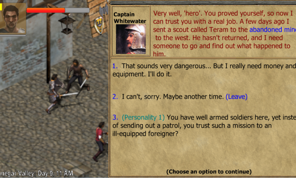 Exiled Kingdoms RPG Ekran Görüntüleri - 3