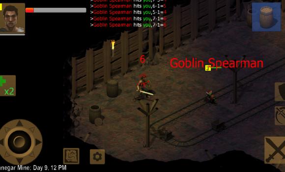 Exiled Kingdoms RPG Ekran Görüntüleri - 6
