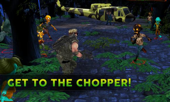 Exterminator: Zombies Ekran Görüntüleri - 4