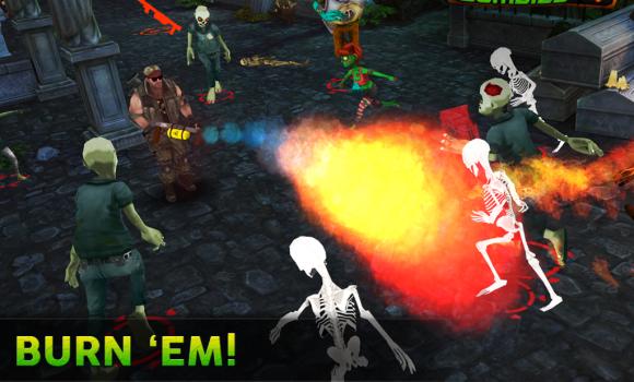Exterminator: Zombies Ekran Görüntüleri - 3