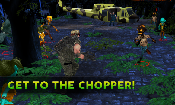 Exterminator: Zombies Ekran Görüntüleri - 5