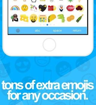 Extra Emojis Ekran Görüntüleri - 1