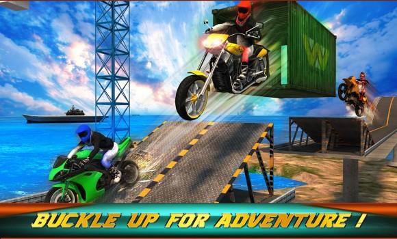 Extreme Bike Stunts 3D Ekran Görüntüleri - 5