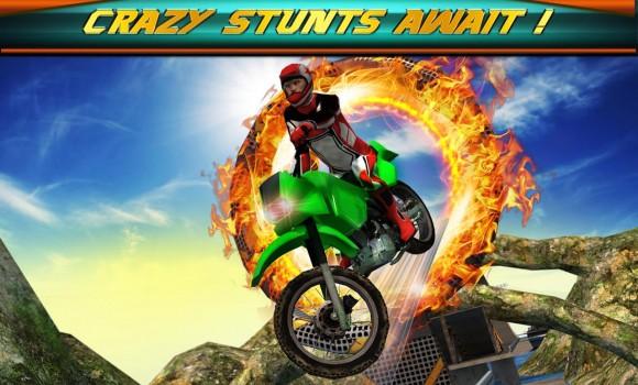 Extreme Bike Stunts 3D Ekran Görüntüleri - 4