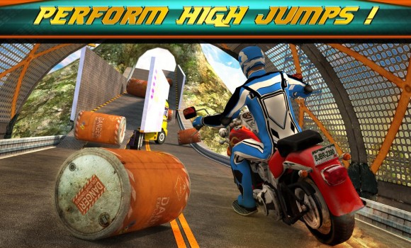 Extreme Bike Stunts 3D Ekran Görüntüleri - 3