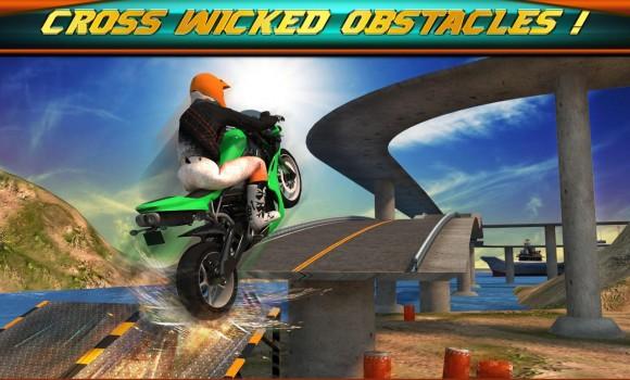 Extreme Bike Stunts 3D Ekran Görüntüleri - 2