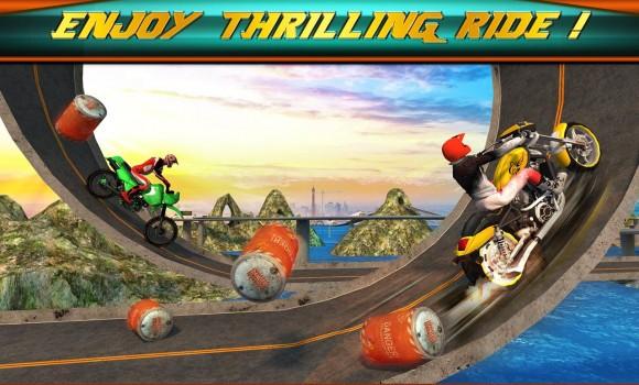 Extreme Bike Stunts 3D Ekran Görüntüleri - 1