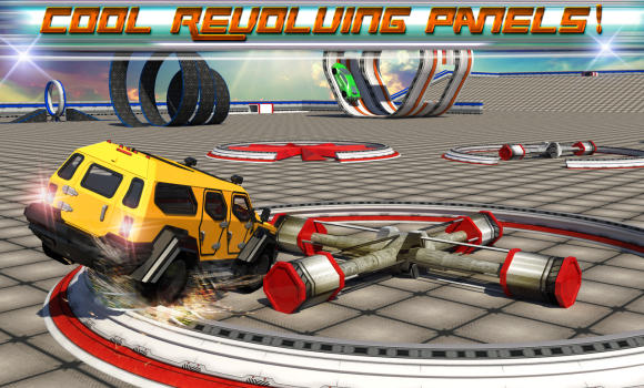 Extreme Car Stunts 3D Ekran Görüntüleri - 1