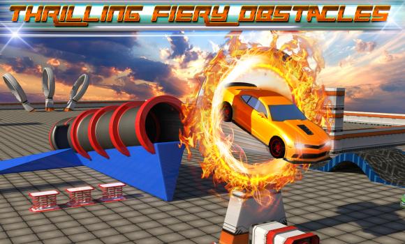 Extreme Car Stunts 3D Ekran Görüntüleri - 5