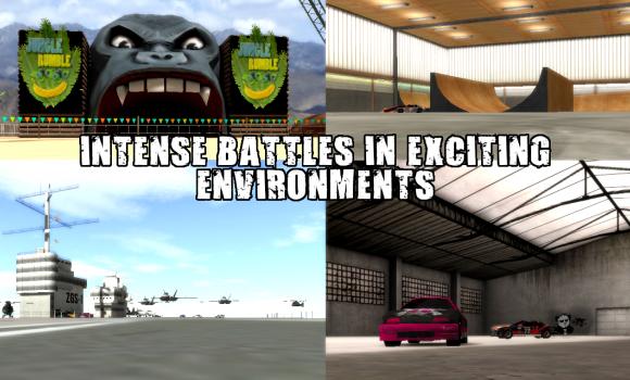 Extreme Gear: Demolition Arena Ekran Görüntüleri - 3