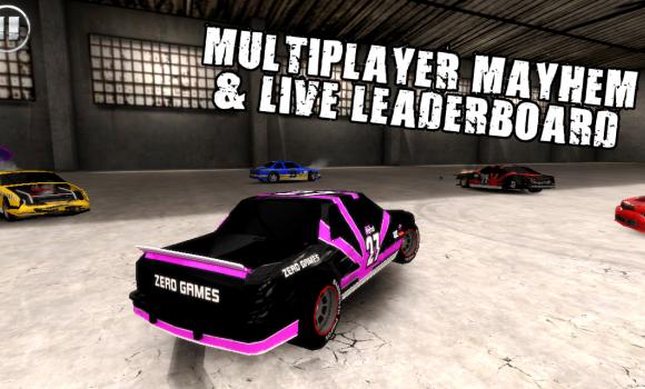 Extreme Gear: Demolition Arena Ekran Görüntüleri - 1