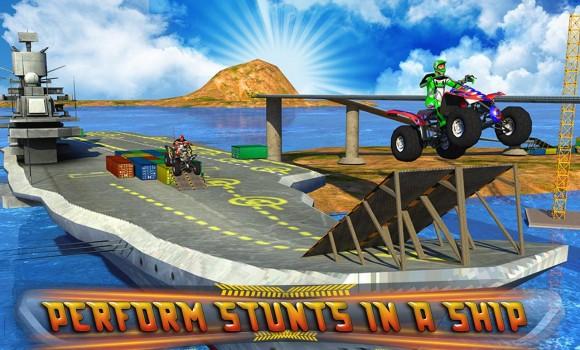 Extreme Quad Bike Stunts 2015 Ekran Görüntüleri - 3