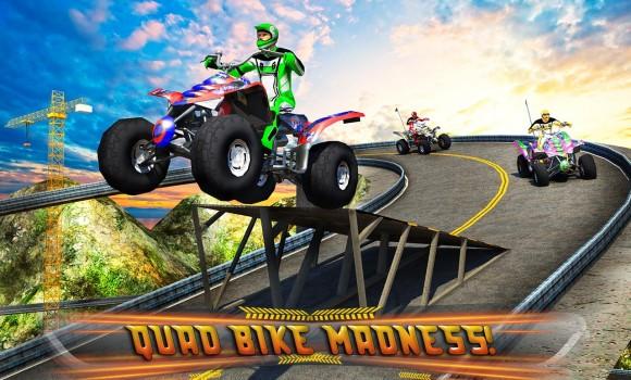 Extreme Quad Bike Stunts 2015 Ekran Görüntüleri - 2