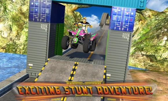 Extreme Quad Bike Stunts 2015 Ekran Görüntüleri - 5