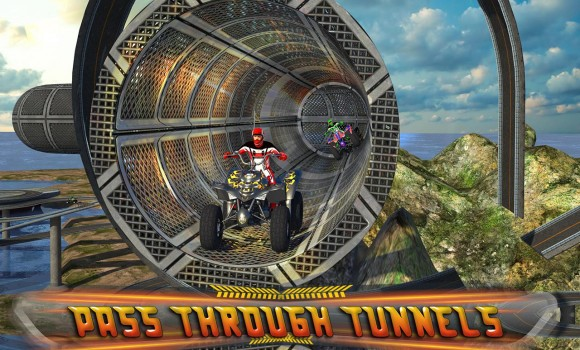 Extreme Quad Bike Stunts 2015 Ekran Görüntüleri - 1