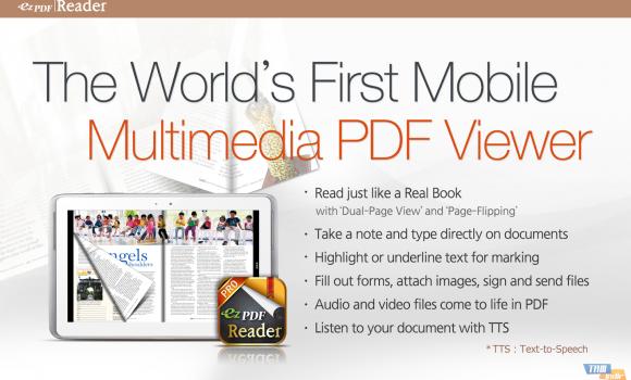 ezPDF Reader Ekran Görüntüleri - 5