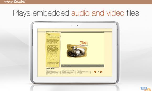 ezPDF Reader Ekran Görüntüleri - 3