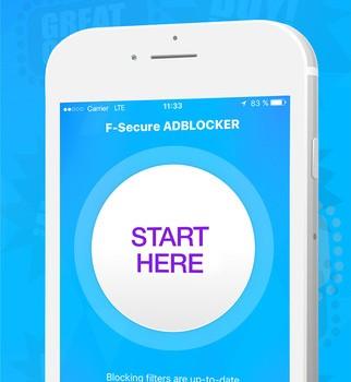 F-Secure ADBLOCKER Ekran Görüntüleri - 3