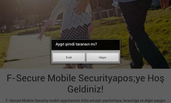 F-Secure Mobile Security Ekran Görüntüleri - 7