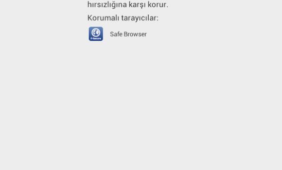 F-Secure Mobile Security Ekran Görüntüleri - 5