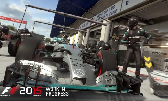 F1 2015 Ekran Görüntüleri - 1